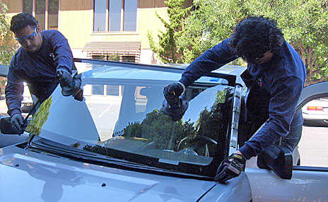 Windshield Replacement - Acura windshield replacement